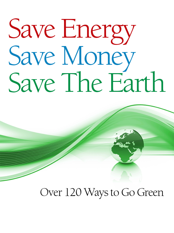 Ways to save energy on earth day games